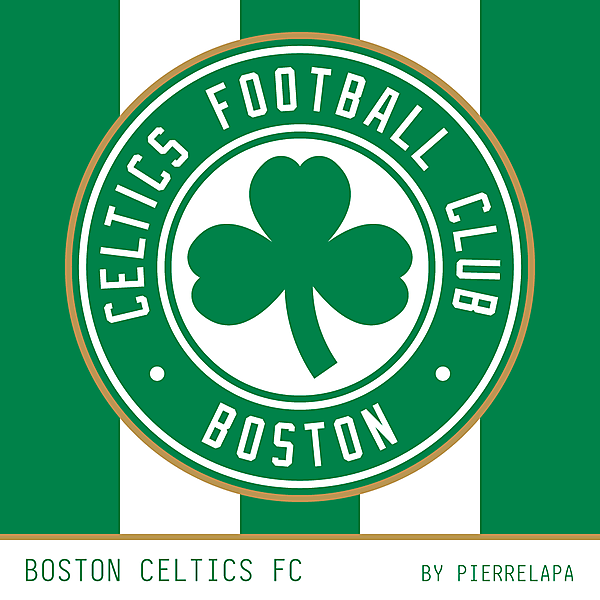 Boston Celtics as a Soccer team