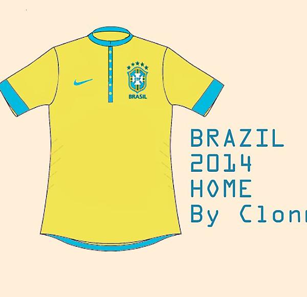 Brazil Home Concept