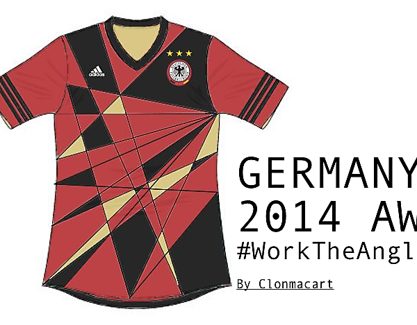 Germany Away Concept