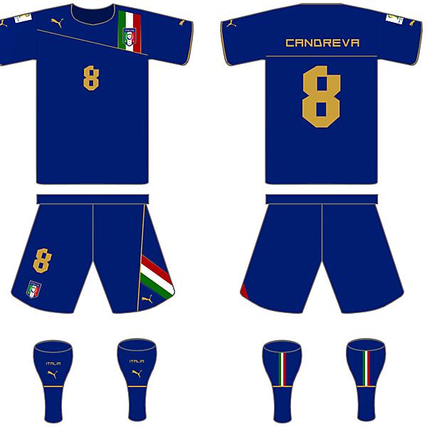 Italy 2014 Home kit