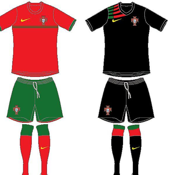 Portugal - Home and Away