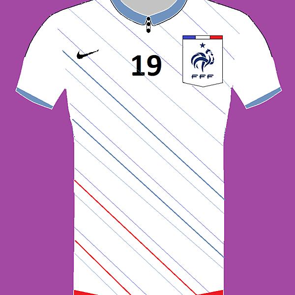 France Away