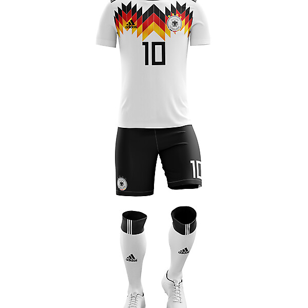 Germany 1988 Inspired Home Kit