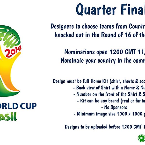 Quarter Final Selections