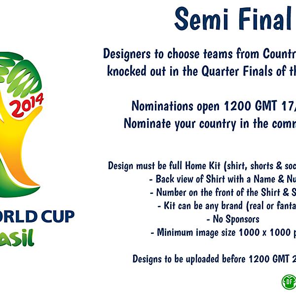 Semi Final Selections