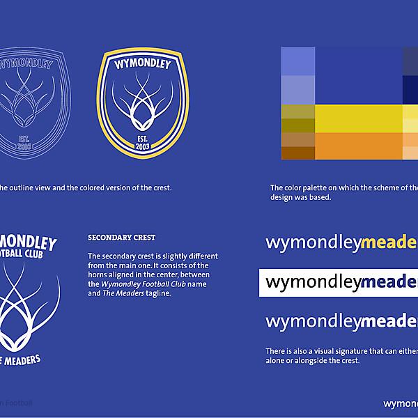 Wymondley new crest