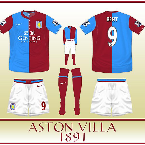 Aston Villa 1891