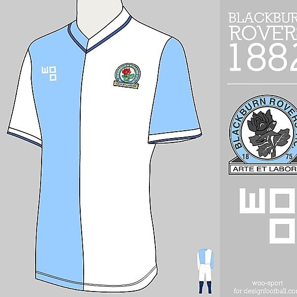 Blackburn Rovers 1882