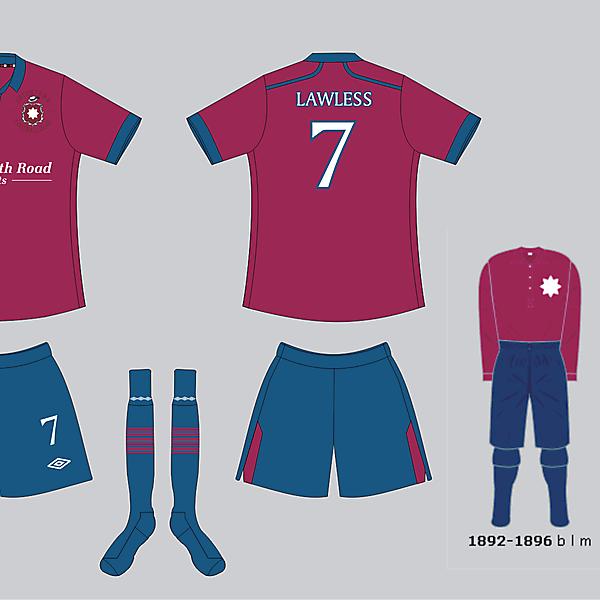 Luton Town FC 1892 - 1896