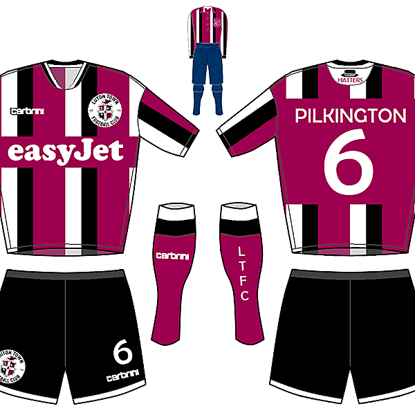 Luton Town Away Kit