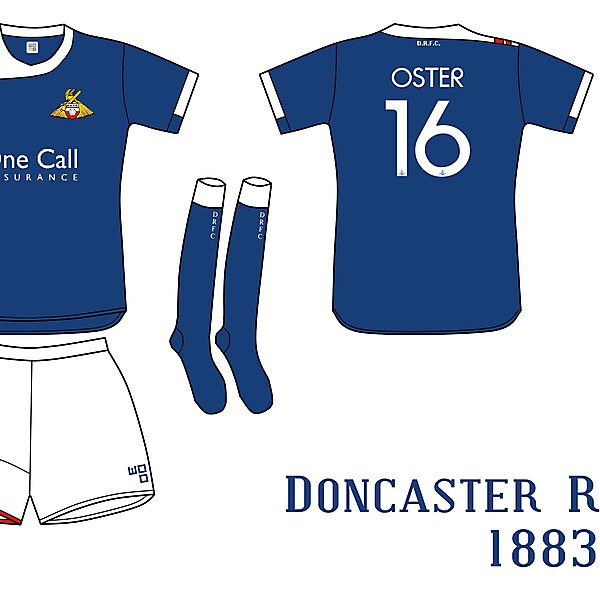 Doncaster Rovers 1883-1884