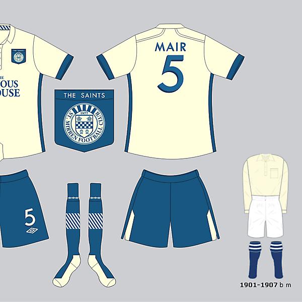 St. Mirren FC 1901 - 1907