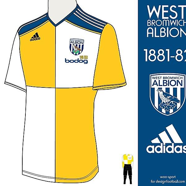 West Bromwich Albion 1881-1882