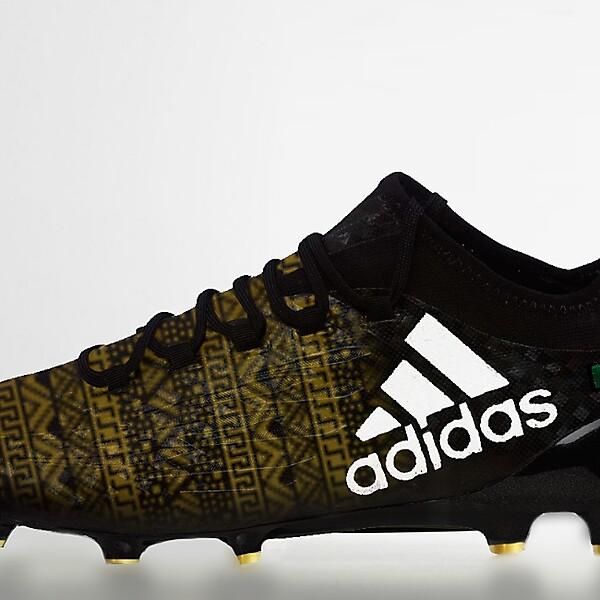 Custom adidas X 16.1 by Nachos