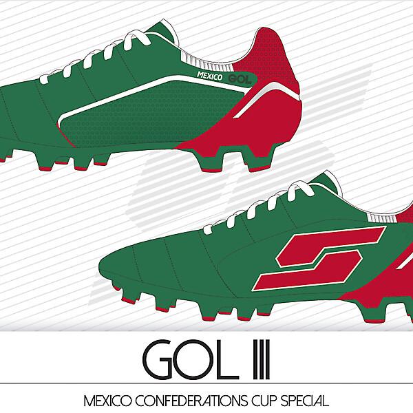 Gol III Mexico