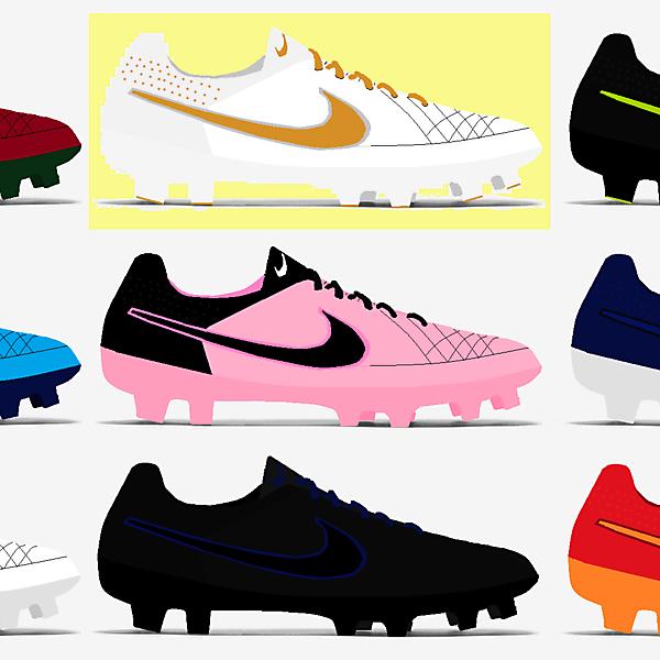 Nike Tiempo concepts
