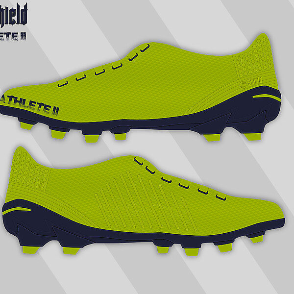 Shield Athlete II (Speed)