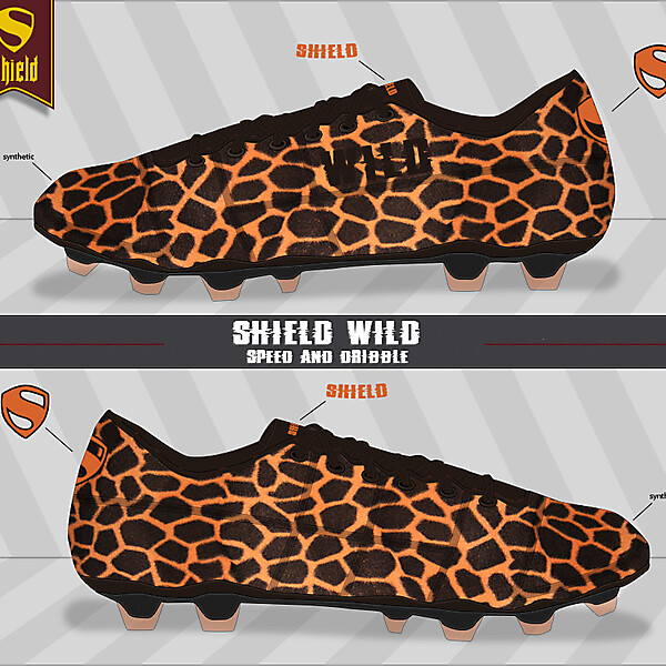 Shield Wild (Speed)