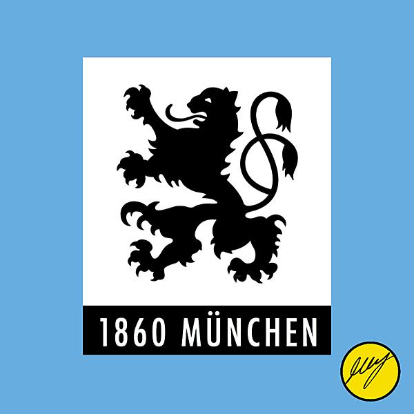 1860 München Crest Redesign