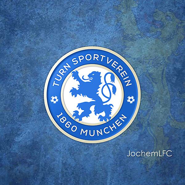 1860 München New Logo