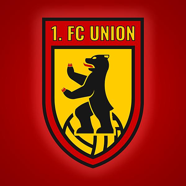 1. FC Union Berlin   Crest Redesign