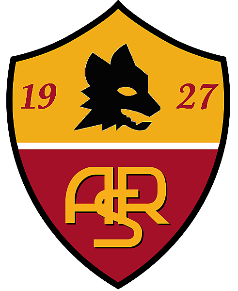 AS Roma Crest