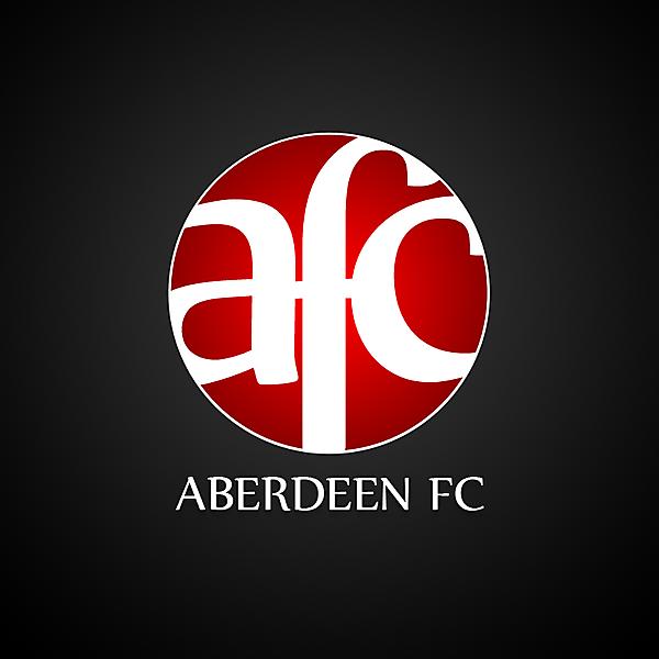 Aberdeen FC new logo