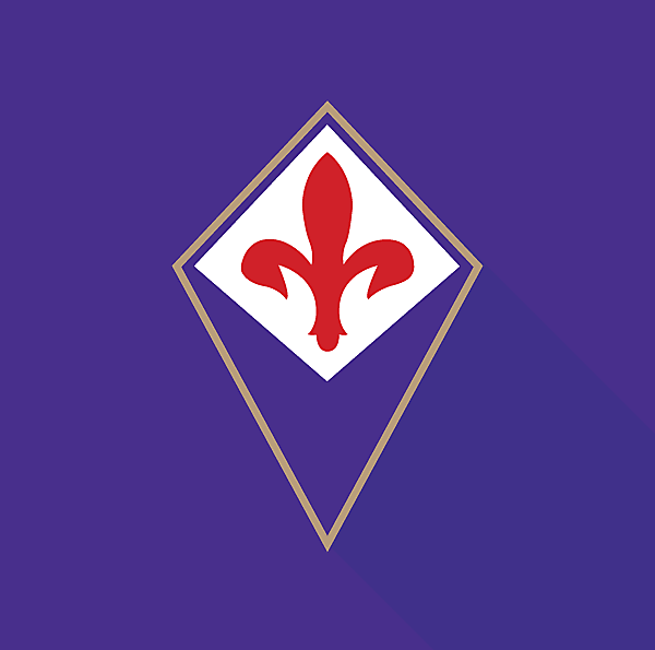 AC Fiorentina Logo (Minimalist)