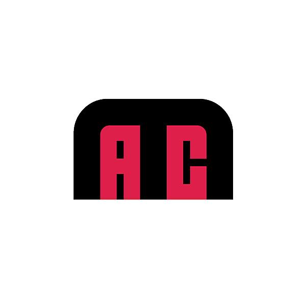 AC Milan alternative logo concept.