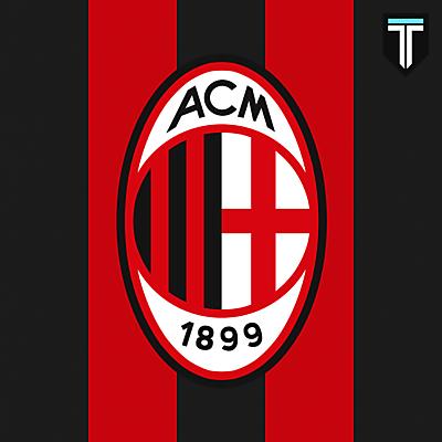 AC Milan Crest Redesign