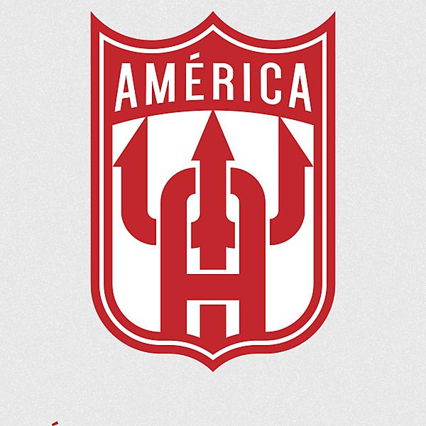América de Cali - redesign