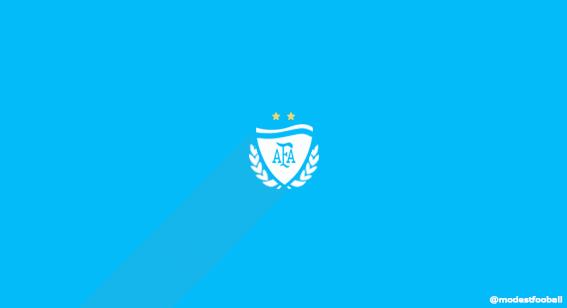 Argentina logo new concept