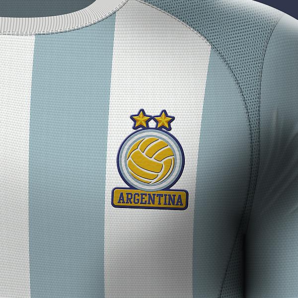Argentina new Badge