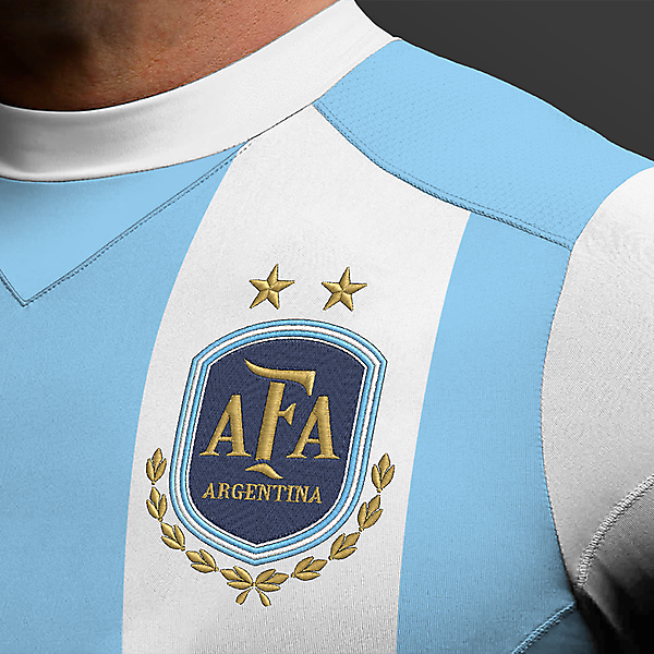 Argentina NT - mockup