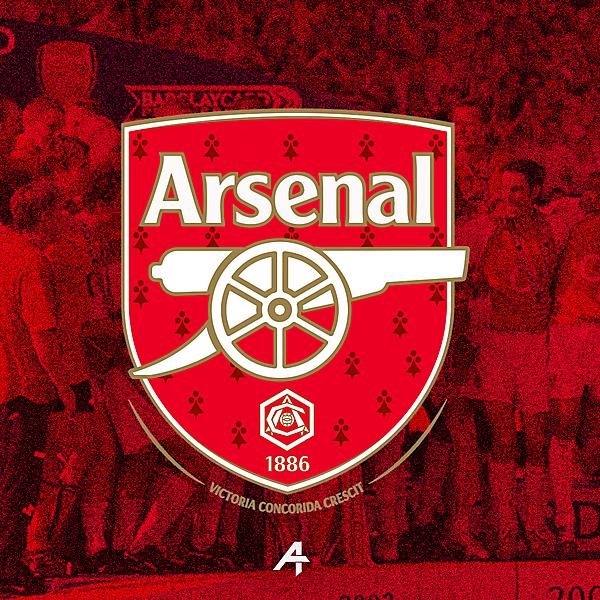 Arsenal F.C logo redesign