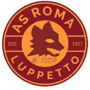 AS Roma concept crest
