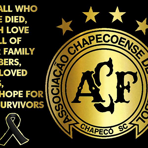 Associação Chapecoense de Futebol commemoration