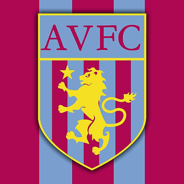 Aston Villa Crest Redesign