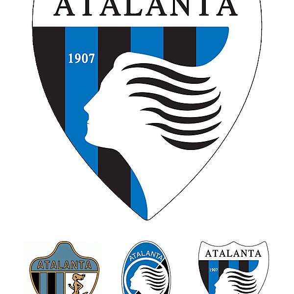 Atalanta new logo concept