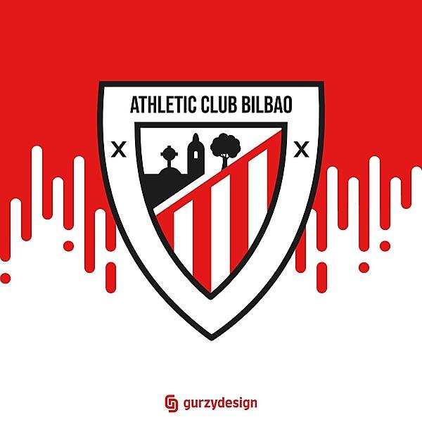 Athletic Bilbao | Crest Redesign