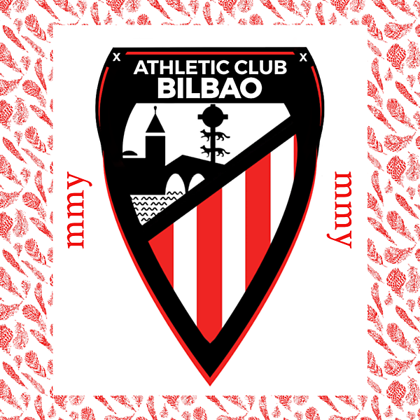 Athletic Club Bilbao Crest Redesign