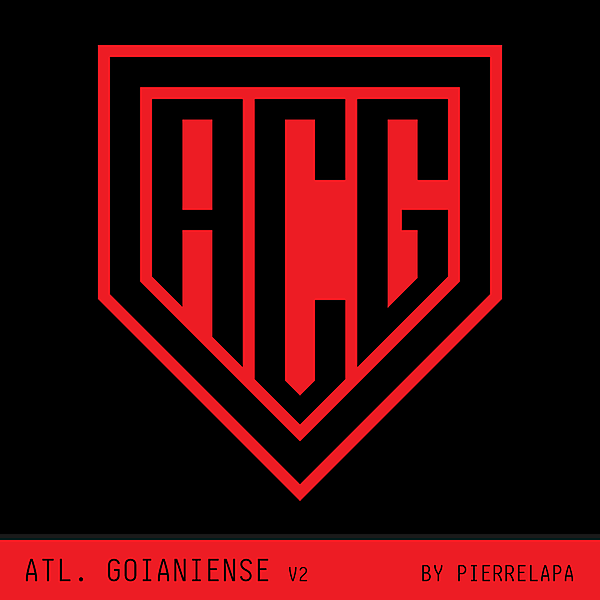 Atlético Goianiense - redesign - v2