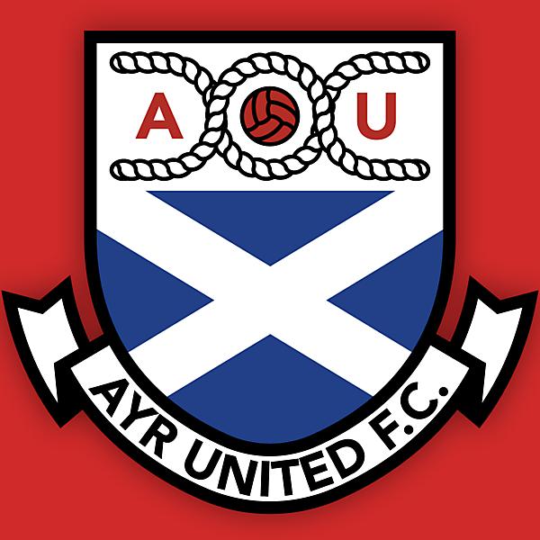 Ayr United Redesign