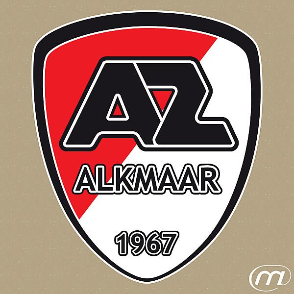 AZ Alkmaar -Redesign