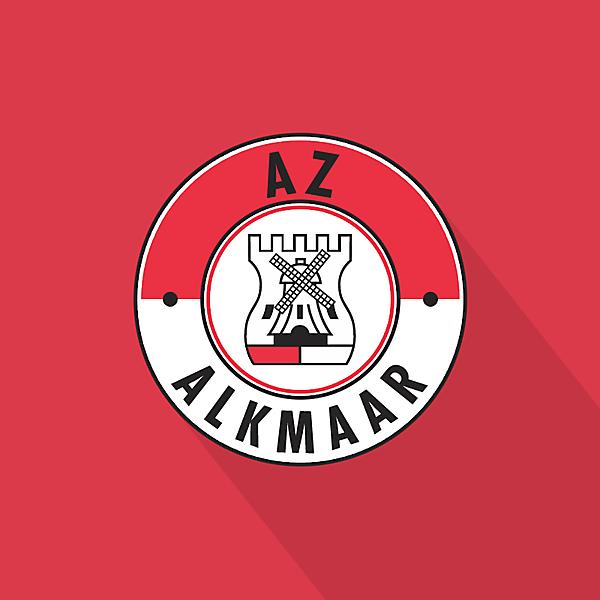 AZ Alkmaar redesign