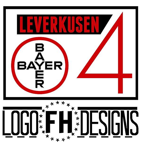 Bayer 04 Rebrand