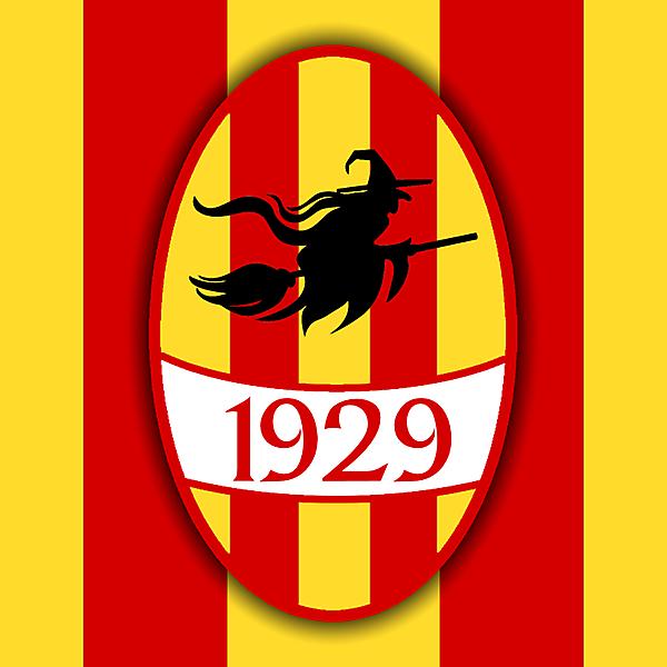 Benevento Crest Redesign
