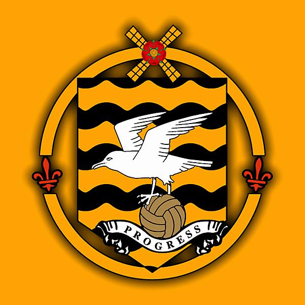 Blackpool Crest Redesign
