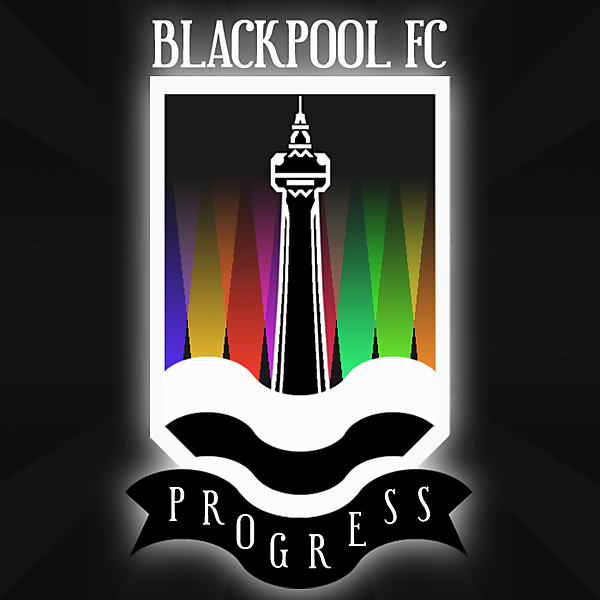 Blackpool Crests
