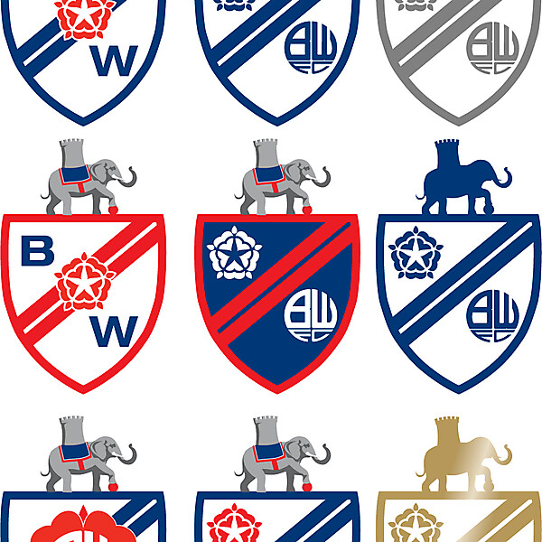 Bolton Badges
